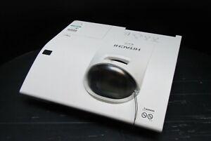 Hitachi CP-CX251N XGA 2500 Lumens Contrast Ratio2000:1 Projector - 445 Hours
