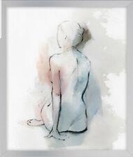 Pastel Women II by Izabelle Z 54x64cm framed picture