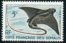 STAMP / TIMBRE DE COTE DES SOMALIS  N° 296 ** FAUNE / POISSON