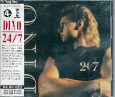 Dino 24/7 Japan CD w/obi jeff lorber buzz feiten new jack swing P30D-10015