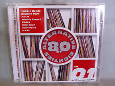 Alternative Eighties Vol.01- SONY 2002 WIE NEU