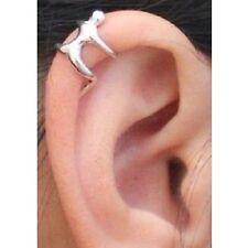 Ear Cuffs Earrings Climbing Man Silver Color Ear Cuff No Piercing Free Shipping