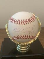 MIKE REMLINGER Signed Autographed Baseball Mets Reds Braves Cubs ROMLB
