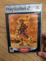 Jak 3 PS2 PlayStation Game PAL Complete With Manual - Fast & Free P&P