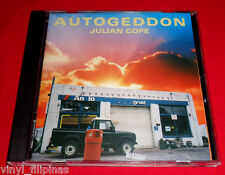 ASIA:JULIAN COPE - Autogeddon CD ALBUM,rare,Folk,Blues,Rock,