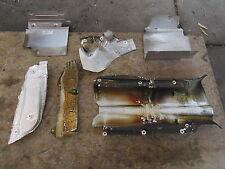 98 BMW Z3 M Roadster E36 Exhaust Body Heatshield Set, Heat Shield 6PC #1000