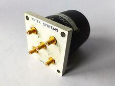 Autek Typ 14-D-DIP,  HF-Antennen-Umschalter, Relais, Coaxial Switch
