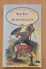 Rob Roy, English edition von Sir Walter Scott - Taschenbuch