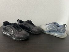Nike Air Max 720 Pre-owned Men Shoes Size 9.0 Total Eclipse (black) A02924 004
