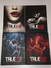 True Blood: Seasons 1-4 DVD Format Excellent Condition