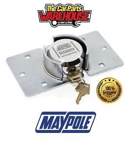 ⭐️ MAYPOLE FORD TRANSIT SECURITY HEAVY DUTY ANTI THEFT VAN DOOR LOCK ⭐️