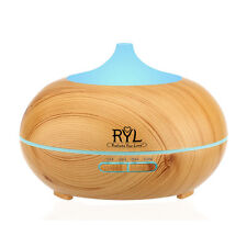 Radiate Your Love - Aromatherapy Essential Oil Diffuser, 300 mL - Wood Grain