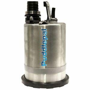 TT Pump PH/PAL400/110V PuddlePal Portable Submersible Water Pump