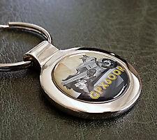 GPX600R Schlüsselanhänger GPX 600 R in 3D Oberflächenbeschichtung u. Textgravur
