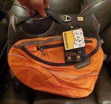 Ruffwear Approach Pack Dog Hiking Backpack Campfire Orange New w Tags L/XL