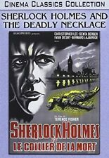 Sherlock Holmes and the Deadly Necklace [New DVD]