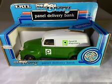 Ertl PUBLIX Food & Pharmacy 1950 GMC Chevy Panel Delivery Truck 1:25 Coin Bank