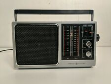 Vintage General Electric AM/FM Radio Model 7-2857A