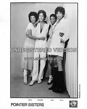 """Pointer Sisters 10"""" x 8"""" Photograph no 3"""