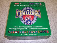 The AFL Trivia Team Challenge Board Game 1997 3600+ Questions & Answers
