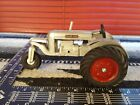 Silver King R66 1/16 Diecast Farm Tractor Replica Collectible By Siegel