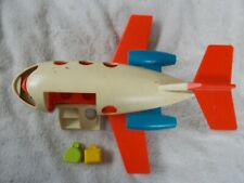 Fisher Price Jet Airplane with Luggage