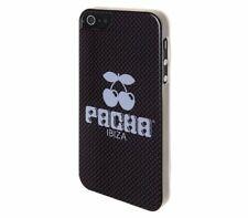 3x Pacha Ibiza Cherry Logo Carbon Hard etui na telefon komórkowy Apple iPhone