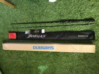 Shimano ZODIAS 166-M-2 Baitcasting Rod From Japan New F/S