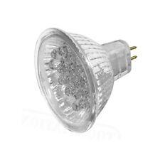 10 Stück Eaxus 38 LED Spot Stahler 12V Warmweiß MR 16