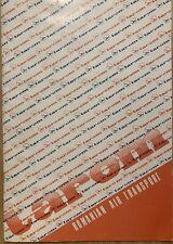 TAROM ROMANIAN AIRLINES TU154 IL62 B707 IL18 PROMO BROCHURE 1983