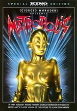METROPOLIS - SPECIAL EDITION NEW DVD