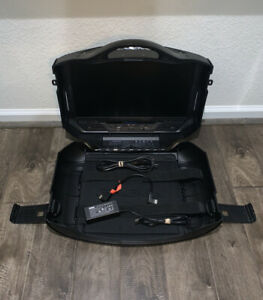 GAEMS Vanguard LCD Gaming Briefcase (TESTED) for PS4, Xbox One, Xbox 360, Wii U