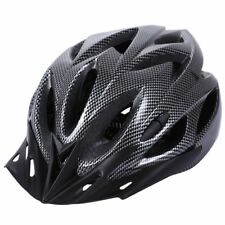 Carbon Bicycle Helmet Bike MTB Cycling Adult Adjustable Unisex Safety Helme A1O6