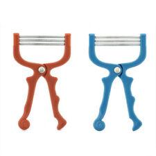 Home Beauty Epilator Tool Portable Handheld Spring Removal Facial Hair Threading