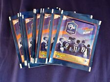"Lot de 10 blisters d'images ""fiers d'être bleus"" - Football Panini Carrefour"