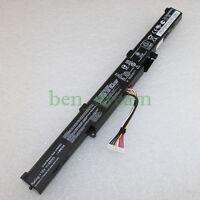 NEW 48WH A41N1501 A41LK9H Battery For ASUS ROG GL752VW G752VW N552V N552VX N752V