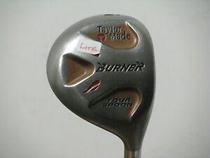 Taylormade Burner Tour Spoon 3 Wood Senior Flex Grafalloy Graphite Very Nice!!