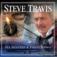 Steve Travis  Sea shanties and pirate shanty songs  new cd sealed