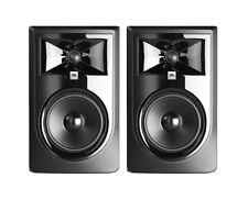 2x JBL 306P MkII Active Speaker Pair Powered Studio Monitor PROAUDIOSTAR