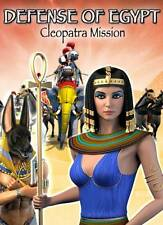 Defense of Egypt: Cleopatra Mission STEAM KEY (PC, Mac OS X), 2016, Region Free