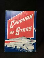 THE SUPREMES / GENE PITNEY 1963 DICK CLARK CARAVAN OF STARS TOUR BOOK.*S80