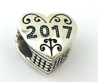 Brighton 2017 Dream Big Heart Bead, JC2490, New