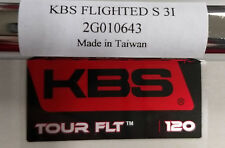 KBS Tour Flighted 3 Iron Shaft Stiff S Flex NEW