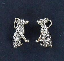 Sterling Silver DALMATIAN Charm, VERY NICE