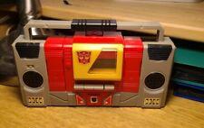 (PACKAGELESS, MINT) Transformers Autobot Blaster 2020 G1 Reissue