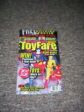 Toy Fare Magazine - FEBUARY 1998 SPIDER-MAN - SILVER SURFER FIGURES - STAR WARS