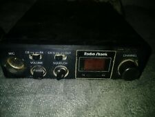 Vintage Realistic Cb Radio Shack Trc-481 40 Channel transceiver car