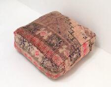 Moroccan Handmade Boujaad pouf