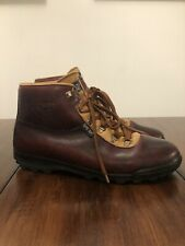 VASQUE HIKING BOOT #7535 SKYWALK LEATHER/GORE-TEX MEN'S SIZE 13 M VINTAGE ~ITALY