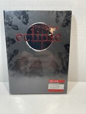 ECLIPSE The Twilight Saga RARE 2 Disc DVD Collector's Gift Box Set NEW & SEALED